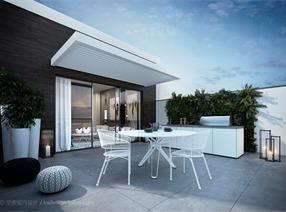 家装设计-临安别墅