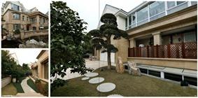 义乌紫荆园- 独栋别墅庭院