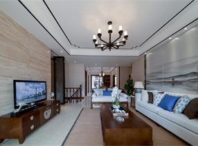 新中式别墅