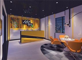 101设计办公空间