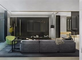 (桦 · 工作室)静土 · 简欧 · 室内设计