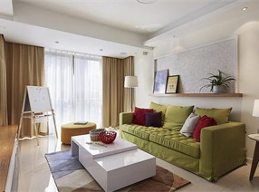 两居室设计