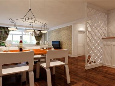 在整个的设计过程中,以闲适的田园覆盖整体的风格,客