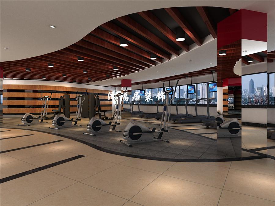 桃园店健身房