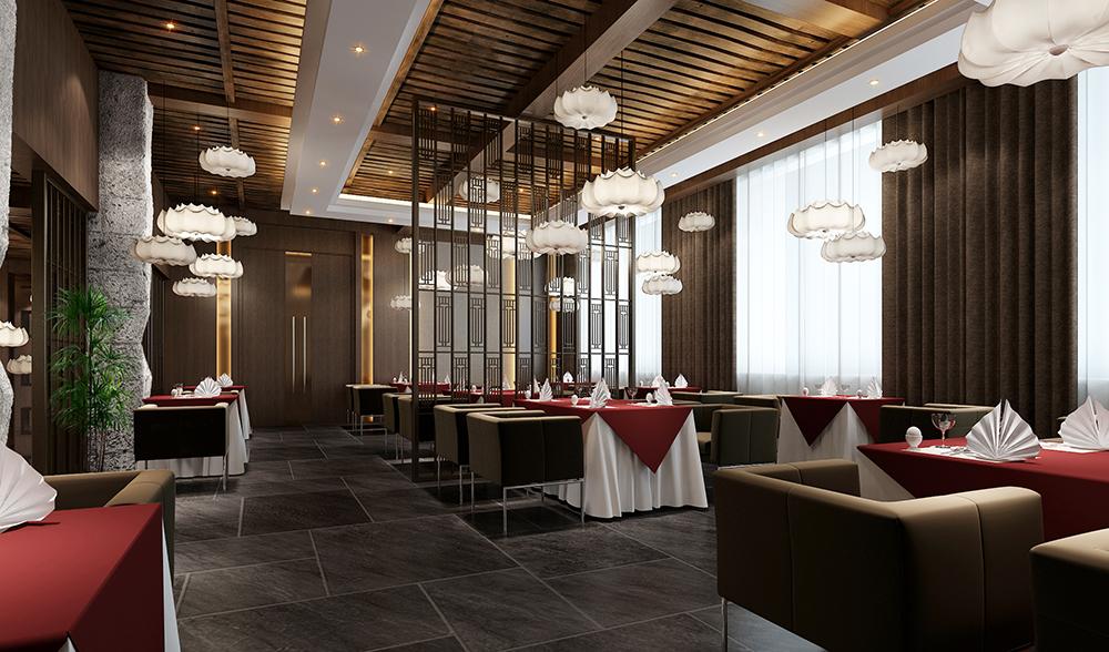 中式风格酒店