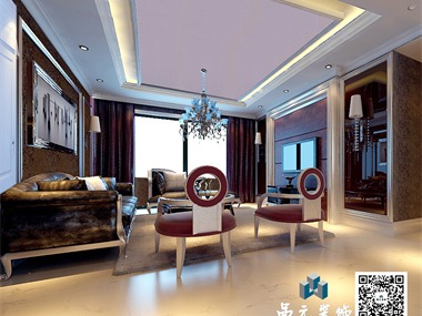 汝阳杜康大酒店公寓,欧式新古典,美丽的色彩,出彩的