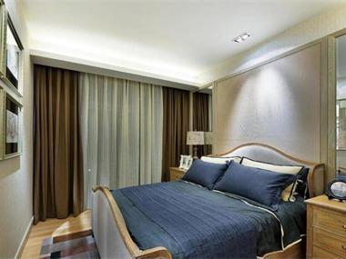 天朗锦邸-现代简约卧室
