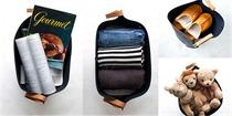 换洗衣服收纳框,几款设计独特又实用的洗衣篮