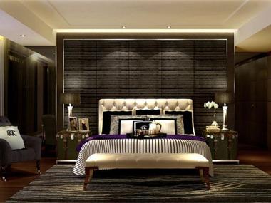 天鹅堡大宅(2)卧室