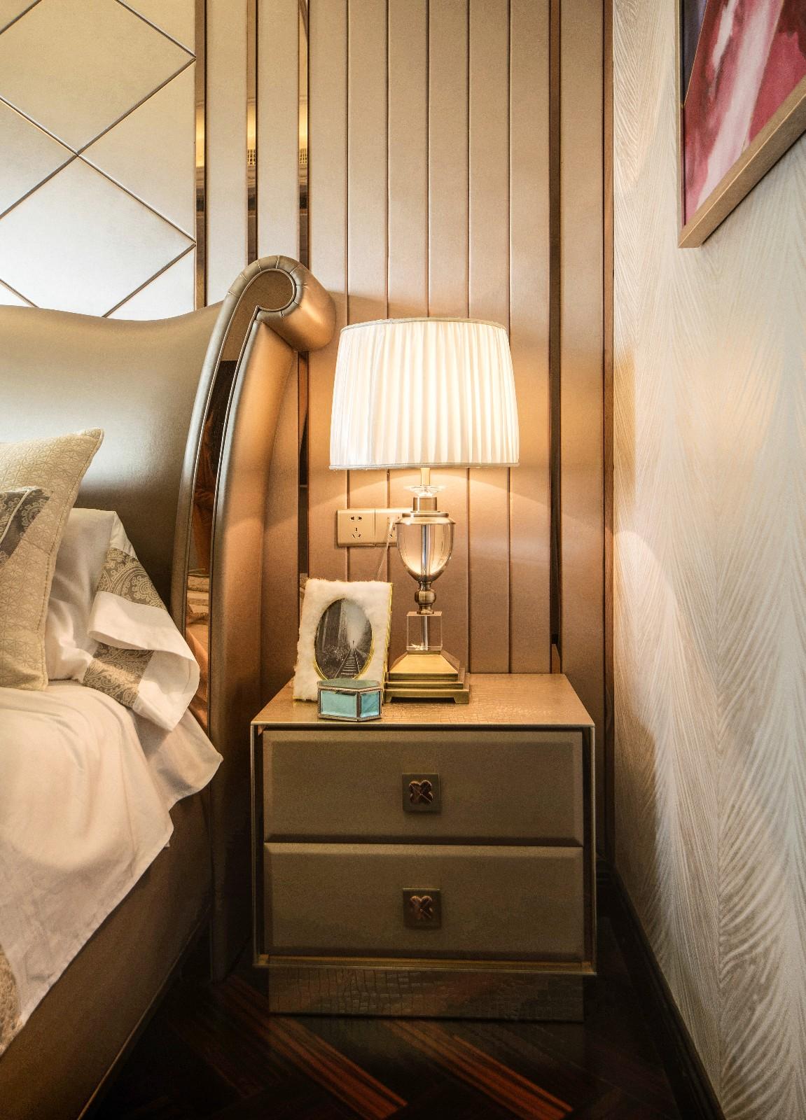 现代卧室其它实景图