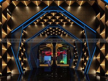 AM设计-北京天郡柒号顶级SPA会所(劲松店)