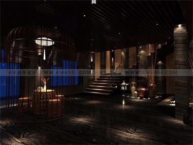 AM设计-北京金麟SPA水疗会所
