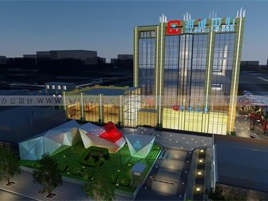 AM设计-北京润城中心办公楼