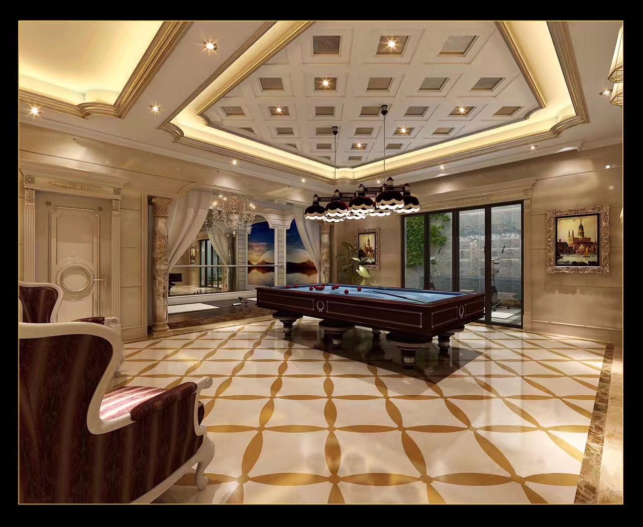 上海汤臣高尔夫别墅别墅融科湾期四橡树澜图片