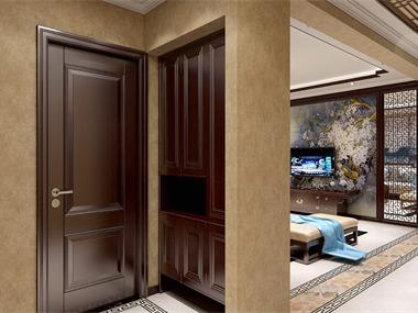 中式客厅其它效果图