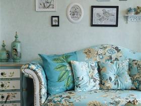 温馨柔美的一居室