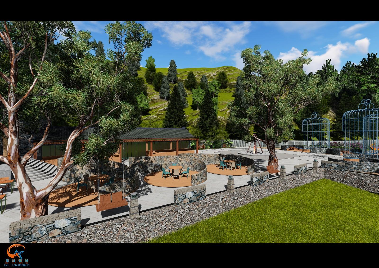 香格里拉维西塔城项目