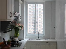欧式厨房吊顶实景图