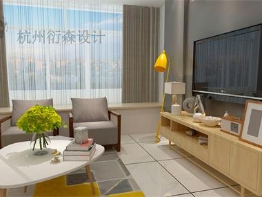 现代客厅其它效果图