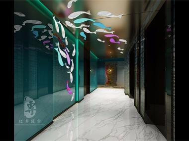 朝阳四星级酒店设计-红专设计|花涧酒店