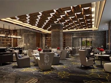 朝阳四星级酒店设计-红专设计|百和·铂雅城市酒店