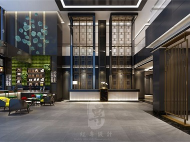 朝阳四星级酒店设计公司-红专设计|漫纯国际酒店