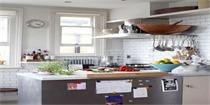 装修设计:讲究风水健康,打造快乐厨房