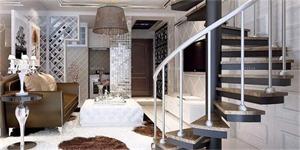 复式楼梯设计,如何设计家用复式楼梯?
