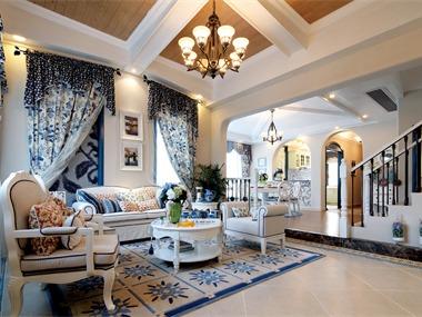 香山美墅客厅
