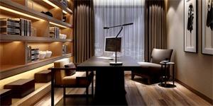怎么才能打造出一个书香气的书房呢