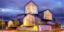 莱茵河畔的VitraHaus展馆 畅游在Vitra的家具世界