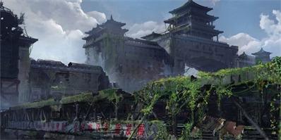 千年之后的北京会是怎么一幅景象?会是像这部插画描述的一样吗