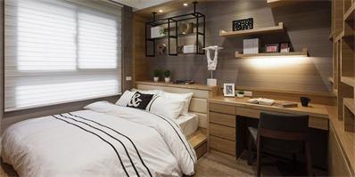 如何充分利用卧室空间 8种卧室空间规划方法