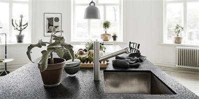 厨房怎么设计岛台 6个超实用的厨房岛台设计技巧
