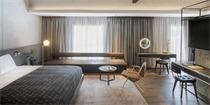新加坡水舍酒店空间设计 给人一种工业风却宾至如归的感觉
