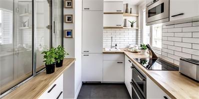 怎么打造一个合适你的厨房?8要诀教你打造一个完美厨房