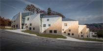 卢森堡联合住宅项目 应对高密度住房问题,为住户创造归属感