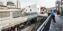 广州老街区改造:焕然一新的永庆坊,重现荣光的广州小巷