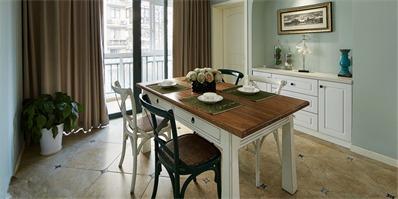 小户型餐厅如何实现扩容 小户型餐厅空间利用技巧