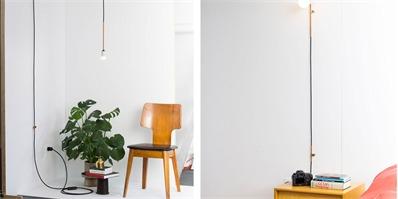 Hiline高压线灯 简单实用,与空间无缝衔接