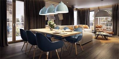 看案例学住宅照明设计 打造轻松舒适的居住环境