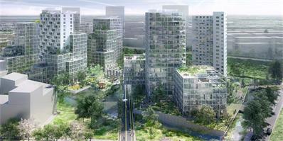 OMA+FABRICATION将阿姆斯特丹监狱改造成住宅塔楼