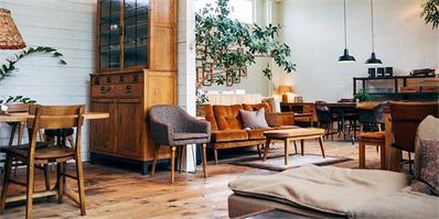 TRUCK Furiture:充满怀旧感的家具店
