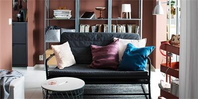 这里有些装修灵感,能帮你打造一个与众不同的客厅