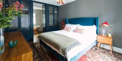 5种别样的卧室隔断方式 更加灵活又有创意