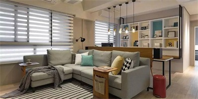 沙发没有靠墙怎么设计 沙发不靠墙装修效果图推荐