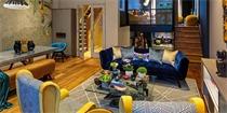 色彩的魔力|伦敦Mellow Yellow公寓