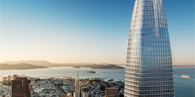 旧金山:Salesforce塔楼及客运中心