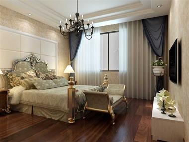中海国际卧室